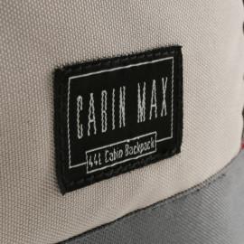 Cabin Max Metz Vintage Stone Grey